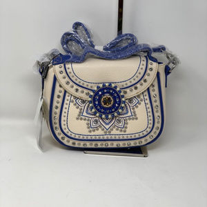 Montana West Concho Collection Crossbody